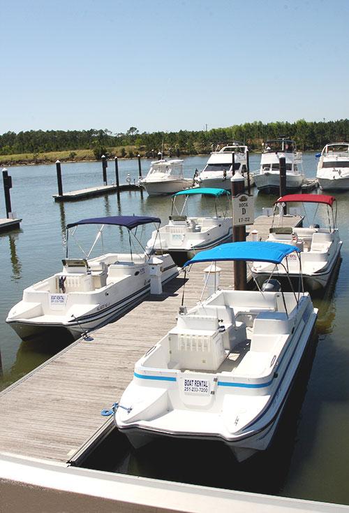 OB Boat Rentals